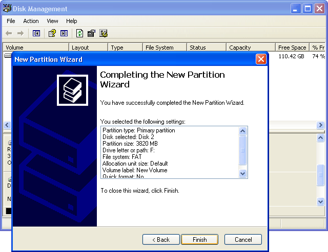 New Partition Wizard -6